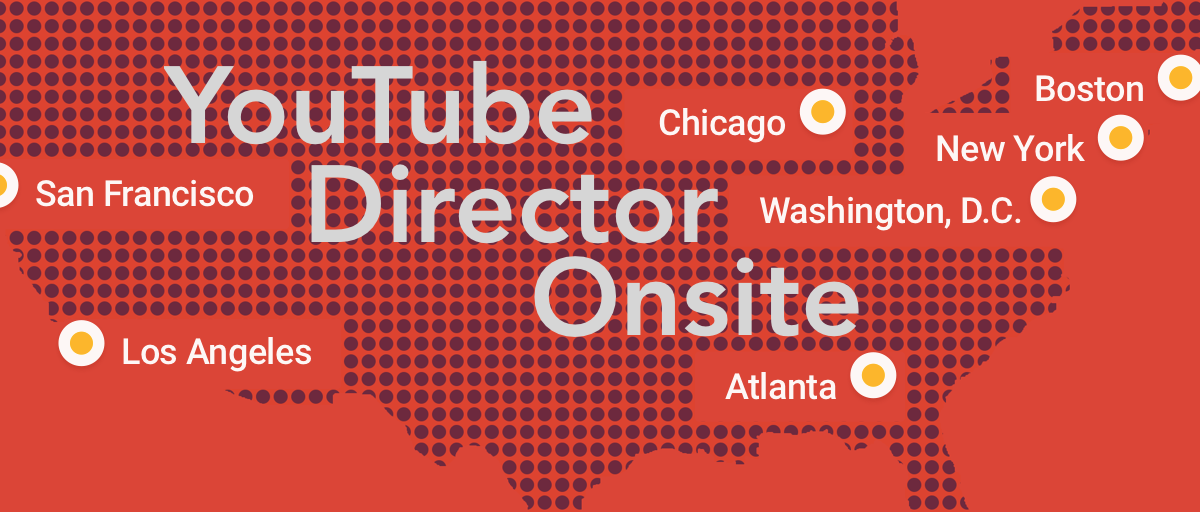 YouTube-Director-Onsite