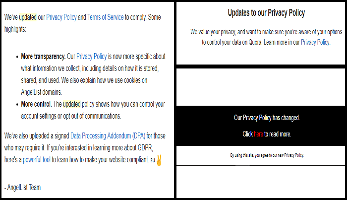 privacy policy www.oi-me.com